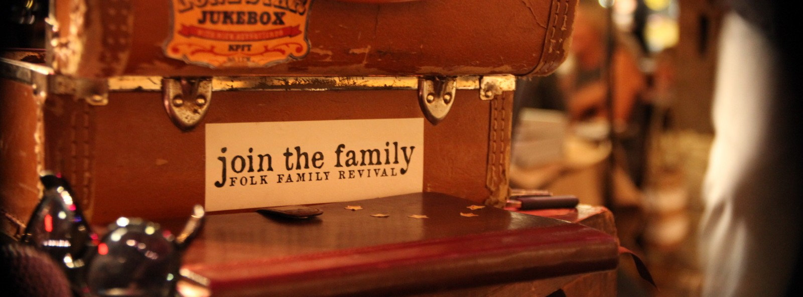 Real Life Gets A Visit from the Family, Folk Family Revival, that is